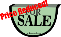 Domain Sale Price reduced