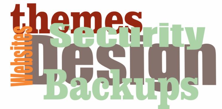 How We Pick A WordPress Theme